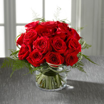 The FTD Abundant Rose Bouquet